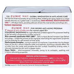CLINIC WAY Anti-wrinkle 1 dermo-cream night 50 Milliliter - Rechte Seite