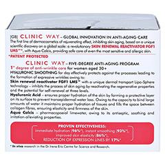 CLINIC WAY Anti-wrinkle 1 dermo-cream day 50 Milliliter - Rechte Seite