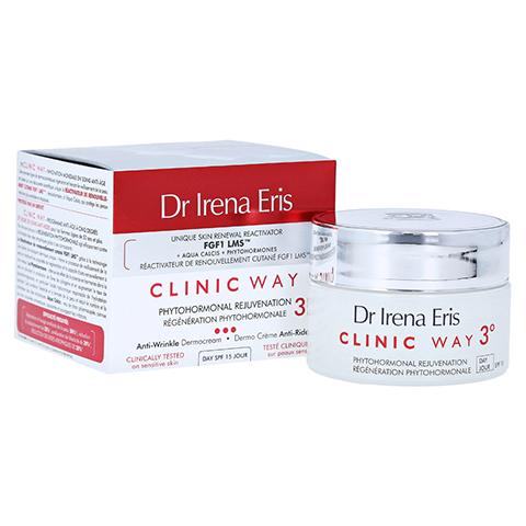 CLINIC WAY Anti-wrinkle 3 dermo-cream day 50 Milliliter