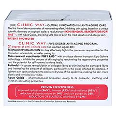 CLINIC WAY Anti-wrinkle 2 dermo-cream day 50 Milliliter - Rechte Seite