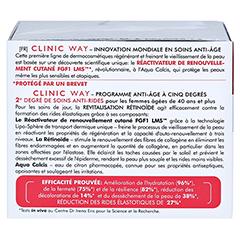 CLINIC WAY Anti-wrinkle 2 dermo-cream day 50 Milliliter - Linke Seite