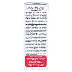 CLINIC WAY Anti-wrinkle 1+2 under eye dermo-cream 15 Milliliter - Linke Seite