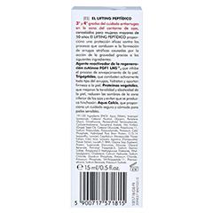 CLINIC WAY Anti-wrinkle 3+4 under eye dermo-cream 15 Milliliter - Rückseite