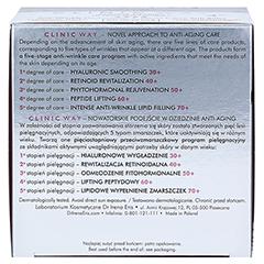CLINIC WAY Anti-wrinkle 4 dermo-cream day 50 Milliliter - Unterseite