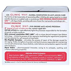 CLINIC WAY Anti-wrinkle 4 dermo-cream night 50 Milliliter - Rechte Seite