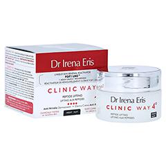 CLINIC WAY Anti-wrinkle 4 dermo-cream night 50 Milliliter