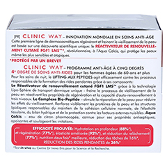 CLINIC WAY Anti-wrinkle 4 dermo-cream night 50 Milliliter - Linke Seite
