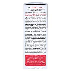 CLINIC WAY Anti-wrinkle 3+4 under eye dermo-cream 15 Milliliter - Linke Seite