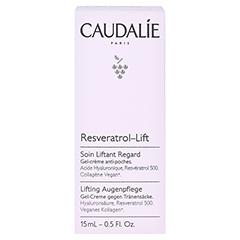 CAUDALIE Resveratrol Lifting Augenpflege 15 Milliliter - Vorderseite