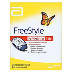 FREESTYLE Freedom Lite Set mmol/l ohne Codieren 1 Stück - Rückseite