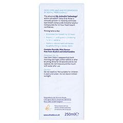 ULTRADEX Mundspülung antibakteriell mint 250 Milliliter - Rückseite