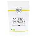 NATURAL Defense Organic green Tea with Ginger Ref. 70 Gramm