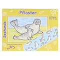 KINDERPFLASTER Seehunde Briefchen 10 St�ck
