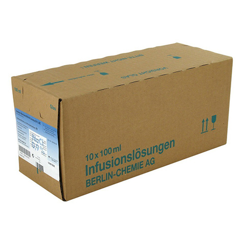 ISOTONE NaCl Lösung 0,9% BC Glasfl.Inj.-L.o.Aufh. 10x100 Milliliter N2
