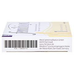 Femibion 1 Frühschwangerschaft 60 Stück - Linke Seite