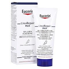 Eucerin UreaRepair plus Fußcreme 10% 100 Milliliter