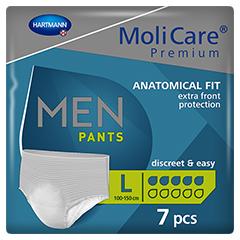 MOLICARE Premium MEN Pants 5 Tropfen L 7 Stück
