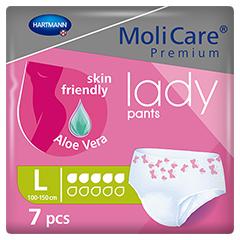 MOLICARE Premium lady Pants 5 Tropfen L 7 Stück