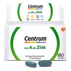 Centrum A-zink Tabletten 180 Stück