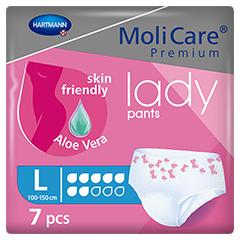 MOLICARE Premium lady Pants 7 Tropfen L 7 Stück