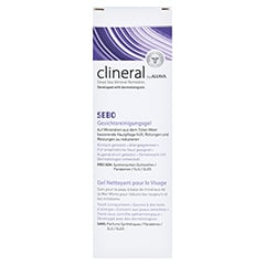 CLINERAL Facial Cleansing Gel 75 Milliliter - Vorderseite