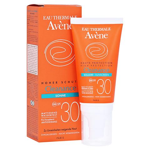 Avène Cleanance Sonne SPF 30 Emulsion 50 Milliliter