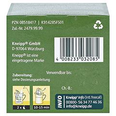 Kneipp Brennessel-Tee 10 Stück - Unterseite