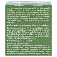 Kneipp Brennessel-Tee 10 Stück - Rückseite