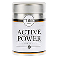 ACTIVE POWER Organic green Tea with Guarana Dose 70 Gramm