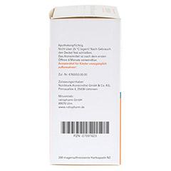 Pankreatin Mikro-ratiopharm 20000 200 Stück N3 - Rechte Seite
