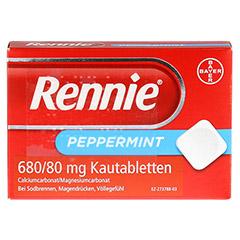 Rennie 60 Stück - Vorderseite