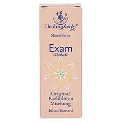 BACH KOMBINATION Exam Globuli Healing Herbs 15 Gramm - Vorderseite