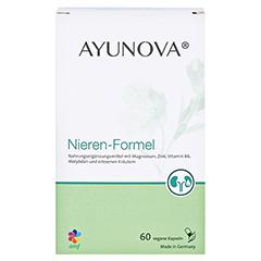 AYUNOVA Nieren-Formel Kapseln 60 Stück - Vorderseite
