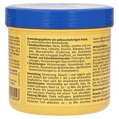 Luvos Heilerde 2 hautfein Paste 720 Gramm - Rückseite