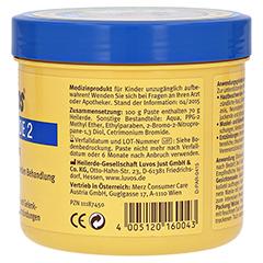 Luvos Heilerde 2 hautfein Paste 720 Gramm - Linke Seite