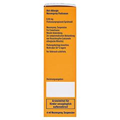 Otri-Allergie Nasenspray Fluticason 6 Milliliter N2 - Rechte Seite