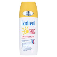 LADIVAL empfindliche Haut Spray LSF 50+ 150 Milliliter