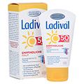 LADIVAL empfindliche Haut Creme LSF 50 50 Milliliter