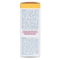 LADIVAL empfindliche Haut Creme LSF 50 50 Milliliter - Linke Seite