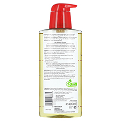 EUCERIN pH5 Duschöl m.Pumpe empfindliche Haut 400 Milliliter - Rückseite