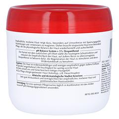 EUCERIN pH5 Soft Körpercreme empfindliche Haut 450 Milliliter - Linke Seite
