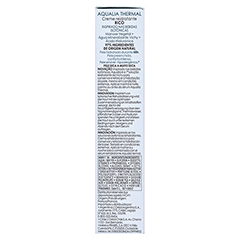 Vichy Aqualia Thermal Feuchtigkeitspflege reichhaltig 30 Milliliter - Linke Seite