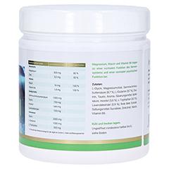 FOR YOU sleep well Drink Joghurt-Kirsche Pulver 391 Gramm - Linke Seite