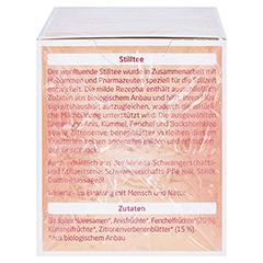 WELEDA Stilltee Filterbeutel 40 Gramm - Rechte Seite