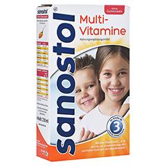 SANOSTOL ohne Zuckerzusatz Saft 230 Milliliter