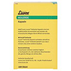 Luvos-Heilerde 100 Stück - Rückseite