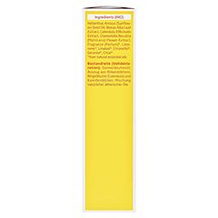 WELEDA Calendula Massageöl 200 Milliliter - Linke Seite