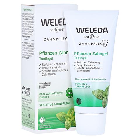WELEDA Pflanzen Zahngel 75 Milliliter