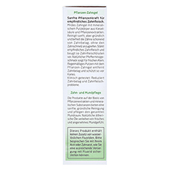 WELEDA Pflanzen Zahngel 75 Milliliter - Rechte Seite