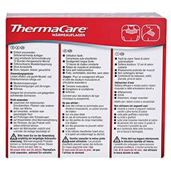 Thermacare Wärmeumschläge für Nacken und Schulter 6 Stück - Rückseite